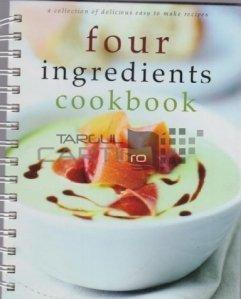 Four ingredients cookbook