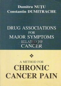 Drug Associations for Major Symptoms related to Cancer / Asocierea de medicamente pentru simptome majore ale cancerului