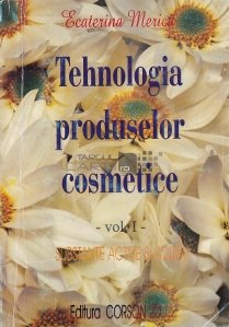 Tehnologia produselor cosmetice