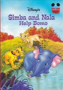 Disney's Simba and Nala Help Bomo