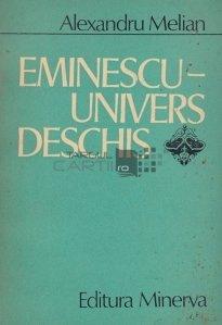 Eminescu- Univers deschis
