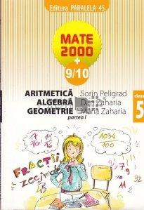 Aritmetica. Algebra. Geometrie.