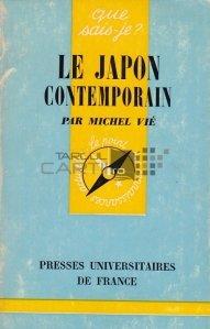 Le Japon contemporain / Japonia contemporana