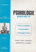 Psihologie pentru nota 10!