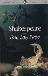 Four late plays / Patru piese tarzii