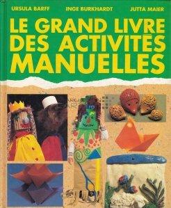 Le grand livre des activites manuelles / Marea carte de activitati manuale