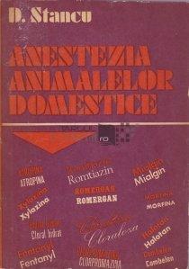 Anestezia animalelor domestice