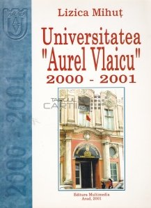 Universitatea Aurel Vlaicu 2000-2001