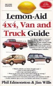 Lemon-aid 4x4, Van and Truck Guide / Ghid de dubite si camionete