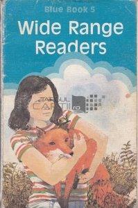 Wide range readers / Gama larga de cititori