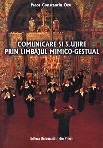 Comunicare si slujire prin limbajul mimico-gestual