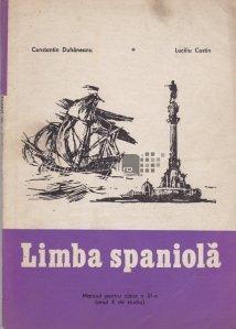 Limba spaniola, Manual pentru clasa a XI-a