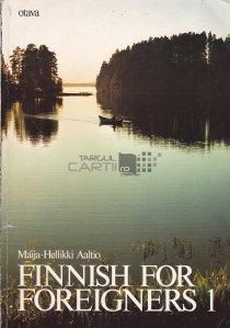 Finnish for foreigners / Finlandeza pentru straini