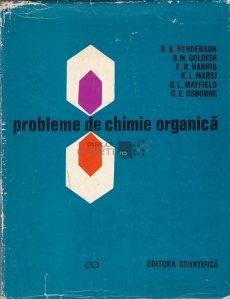 Probleme de chimie organica