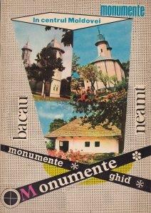 Ghidul monumentelor din judetele Bacau si Neamt