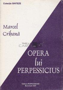 Opera lui Perpessicius