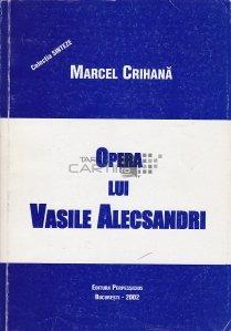 Opera lui Vasile Alecsandri