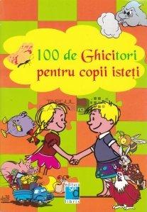 100 de ghicitori pentru copii isteti