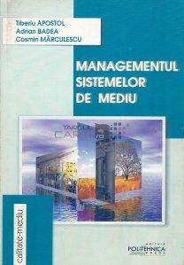 Managementul sistemelor de mediu