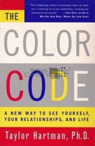 The color code / Codul culorilor. O noua modalitate de a te vedea pe tine, relatiile tale si viata ta