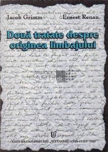 Doua tratate despre originea limbajului