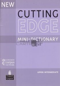 Cutting Edge Mini-Dictionary / Mini dictionar Cutting Edge