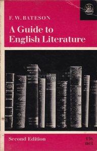 A Guide to English Literature / Un ghid al literaturii engleze