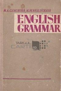 English Grammar / Gramatica engleza