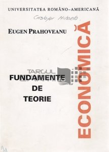 Fundamente de teorie economica