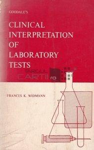 Clinical Interpretation of Laboratory Tests / Interpretarea tehnica a testelor de laborator
