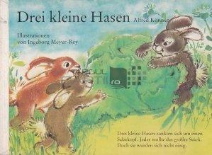 Drei Kleine Hasen / Trei iepuri mici