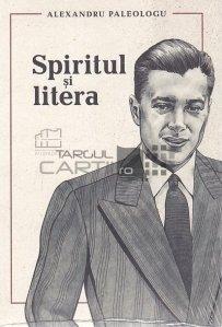 Spiritul si litera