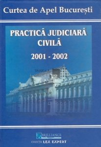 Practica Judiciara Civila 2001-2002