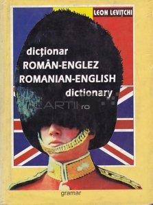 Dictionar roman-englez/ Romanian-English Dictionary
