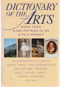 Dictionary of the Arts / Dictionarul artelor