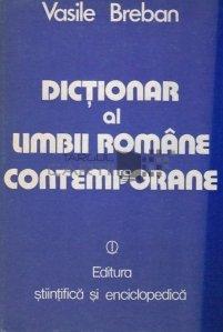 Dictionar al limbii romane contemporane