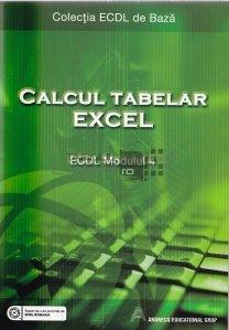 Calcul tabelar Excel