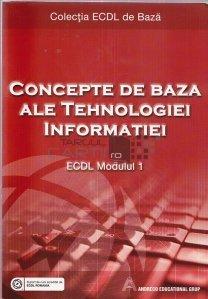 Concepte de baza al tehnologiei informatiei