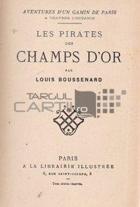 Les pirates des Champs d'Or