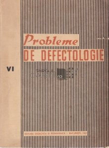 Probleme de defectologie