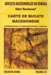 Carte de bucate macedone