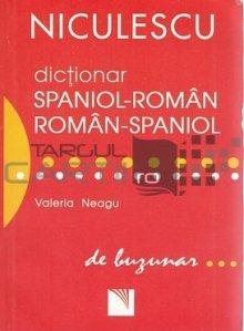 Dictionar spaniol-roman; roman-spaniol de buzunar