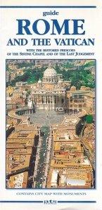 Guide Rome and the Vatican / Ghidul Romei si al Vaticanului