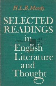 Selected Readings in English Literature & Thought / Lecturi alese din literatura si gandirea engleza