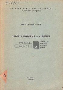 Istoria moderna a Albaniei
