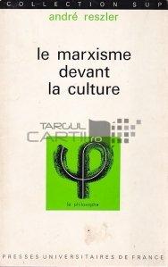 Le marxisme devant la culture
