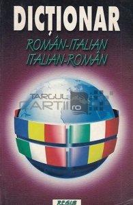Dictionar roman-italian/ italian-roman