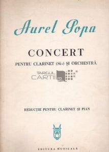 Concert pentru clarinet si orchestra