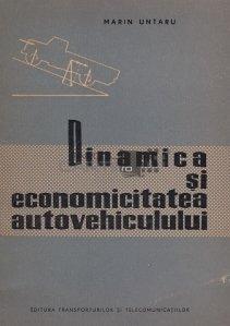 Dinamica si economicitatea autovehiculelor