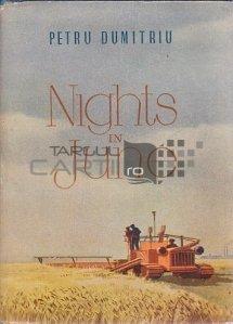 Nights in June / Nopti in iunie